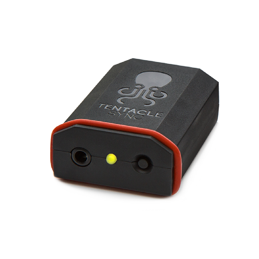 Tentacle Sync Timecode Box – Mr Helix